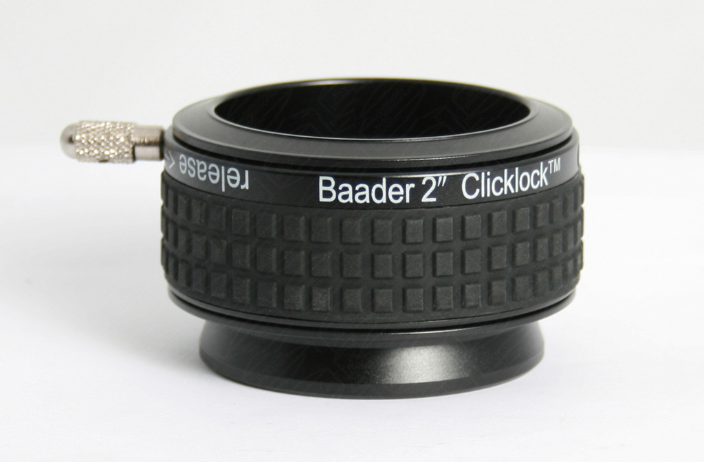 Porte-oculaires ClickLock 50,80mm pour Sky-Watcher S57 - Baader