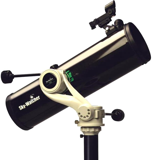 Télescope SkyWatcher Explorer 130PS sur AZ5