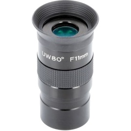 Oculaire grand champ UW 11mm 80°