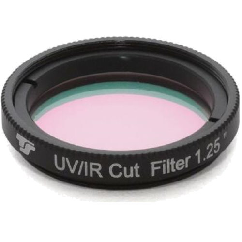 Filtre Anti-Infrarouges (IR-Cut / IR-Block) - coulant 31,75mm (M28) - ZWO