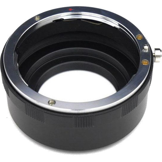 Bague adaptatrice objectif Canon EOS vers T2 - TS