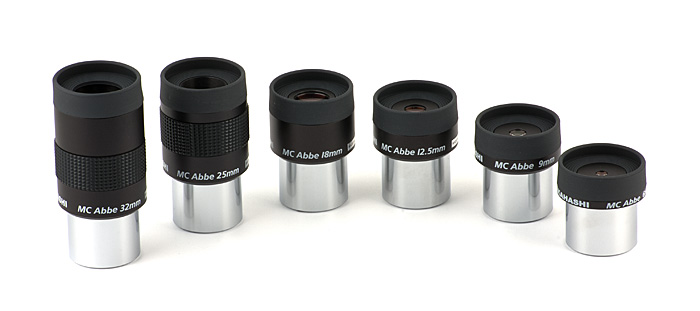 Oculaire MC Abbe Takahashi 6mm