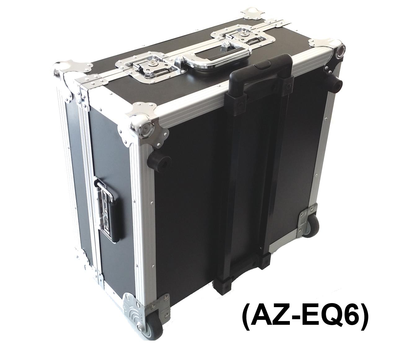 Rangements et protections valises aluminium pour montures for Valise makita avec tous ses accessoires