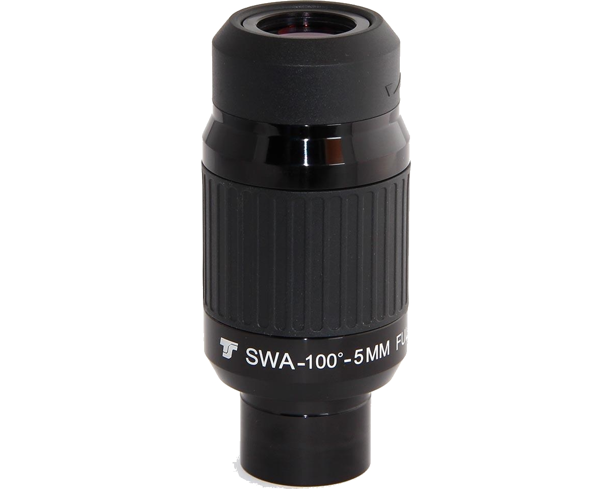 Oculaires T.S. Optics SWA 5mm 100°